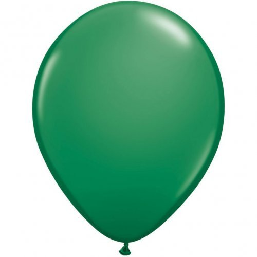 "11"" Qualatex Latex Balloon - Green 