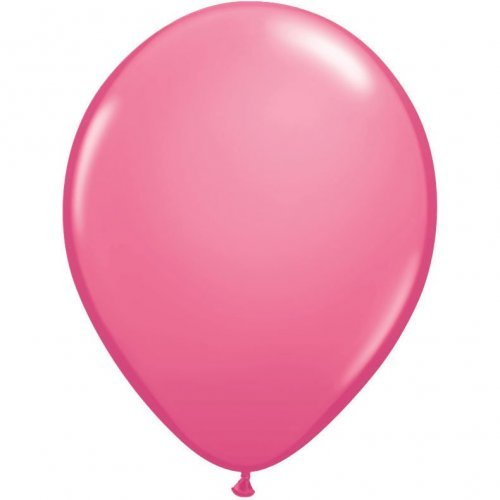 "11"" Qualatex Latex Balloon - Rose 