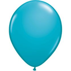 "11"" Qualatex Latex Balloon - Tropical Teal 