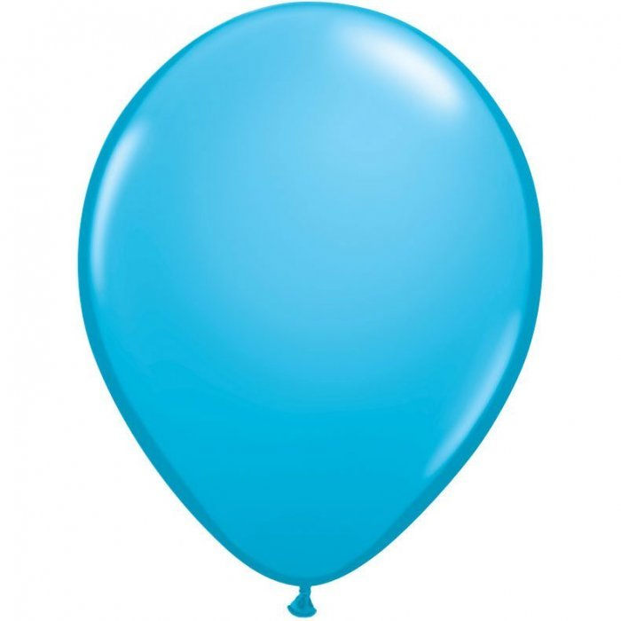 "5"" Qualatex Latex Round Balloon - Robin's Egg Blue 