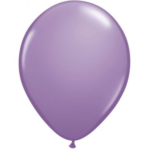 "5"" Qualatex Latex Round Balloon - Spring Lilac 